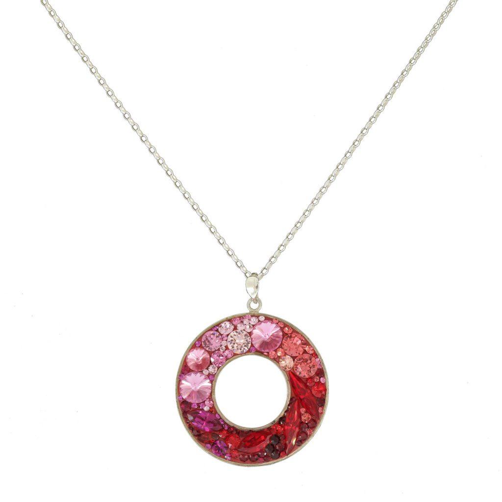 Colier-Katart-Red-Rose-Circle-K05016 (1)
