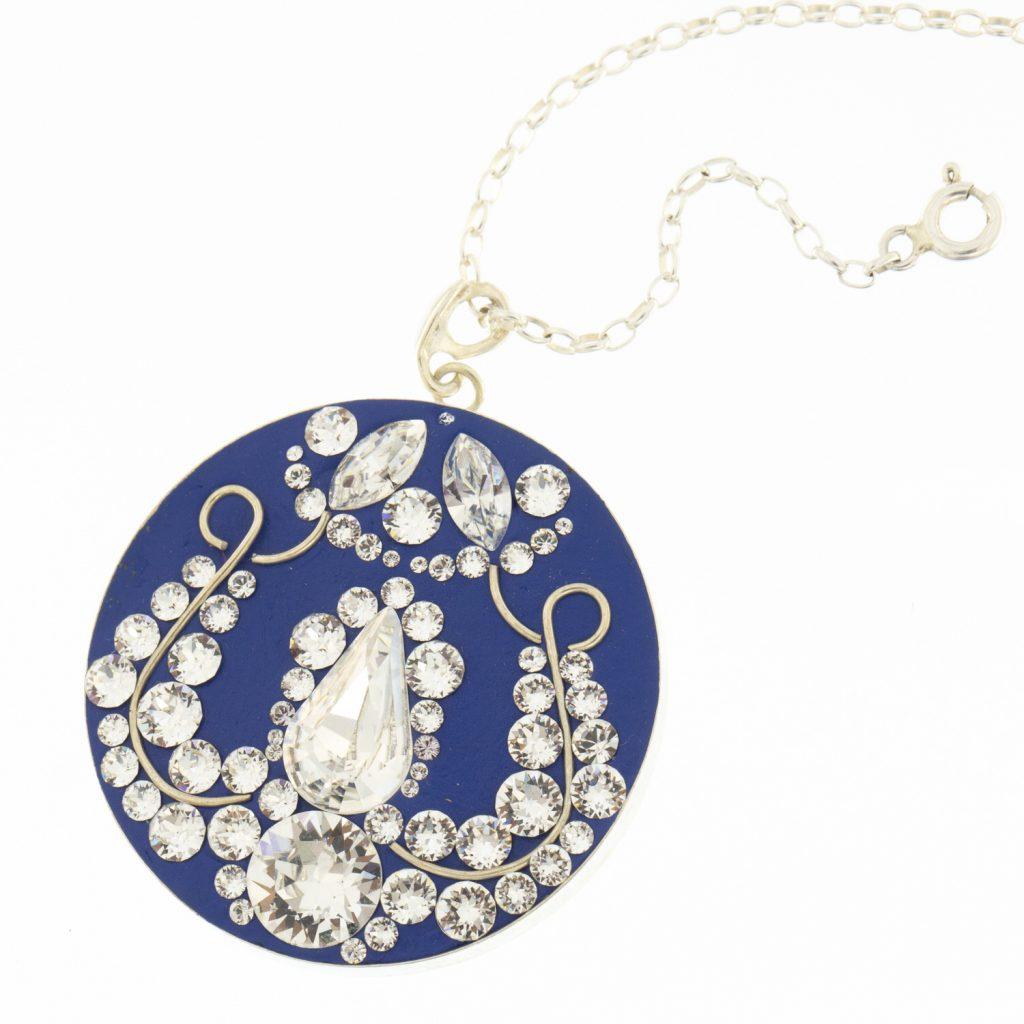 Colier-Katart-Sapphire-Crystal-Clear-Tulip-K05025 (2)